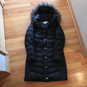 Michael Kors Fur Hood Winter Coat Puffer